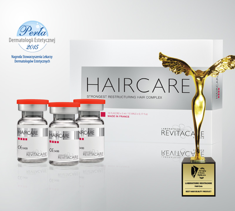 haircare mezoterapia igłowa głowy